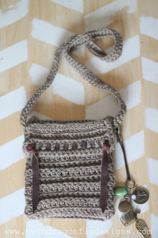 Crochet Satchel Pattern for Kids