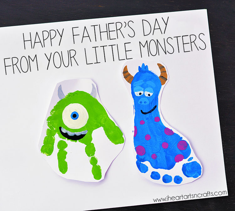 FathersDayMonsters