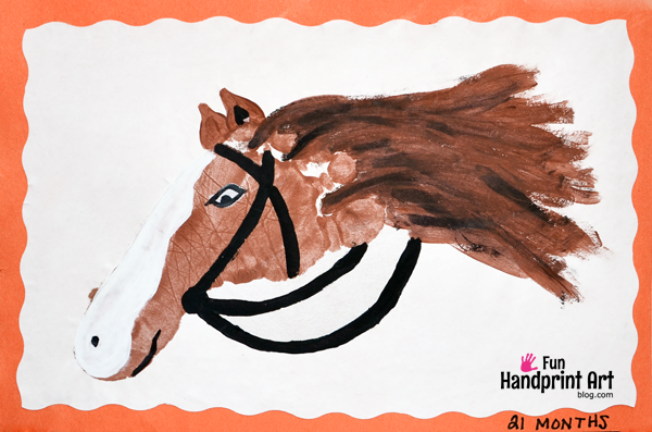 Footprint-Horse-Craft