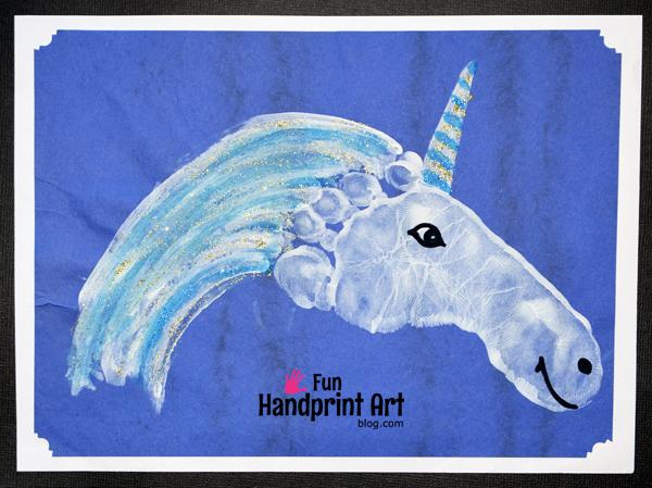 Footprint-Unicorn-Craft