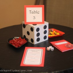 Bunco Games Night
