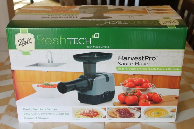 Ball Fresh Tech Sauce Maker