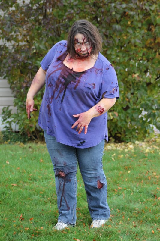 Zombie Photo Shoot 2015
