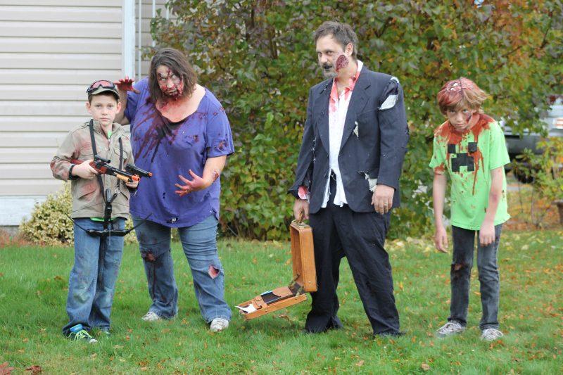 Zombie Photo Shoot 2015