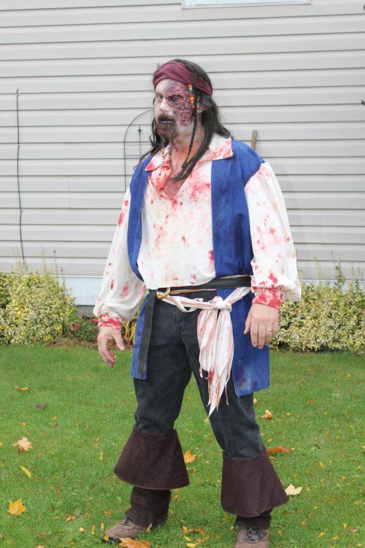 Zombie Photo Shoot 2016