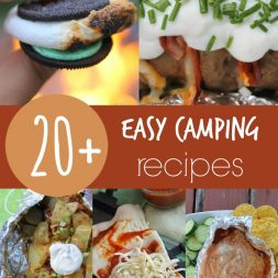 20+ Easy Camping Recipes