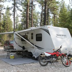 Bear Creek OHV Campground Review