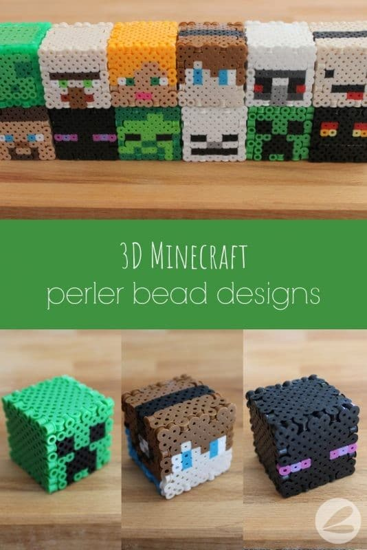 Creeper Minecraft Perler Bead Pattern Minecraft Crafts t
