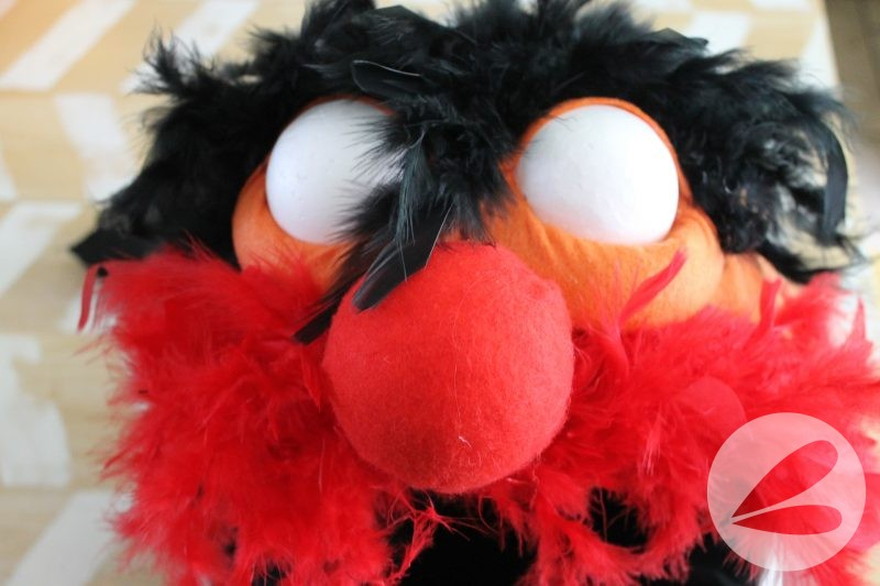 Animal Muppet Costume Tutorial