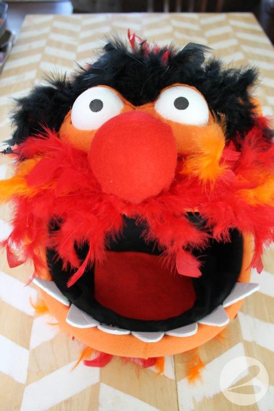 Animal Muppet Costume Tutorial