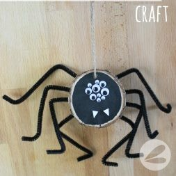 Dancing Spider Craft