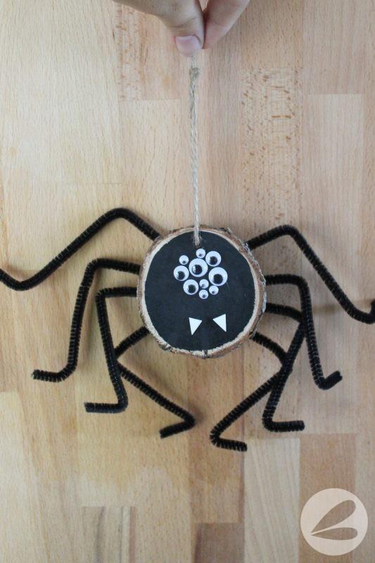 Dancing Spider Craft