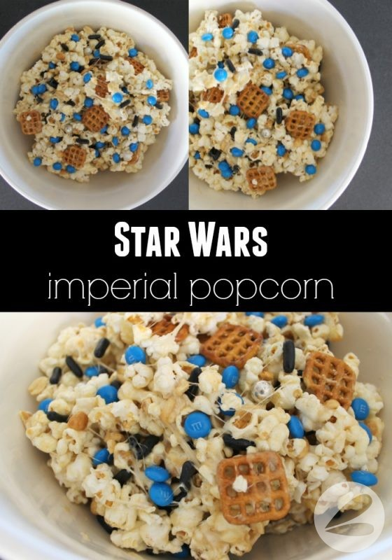 Star Wars Imperial Popcorn