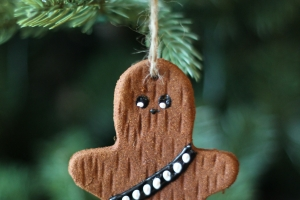 Cinnamon Chewbacca Ornament