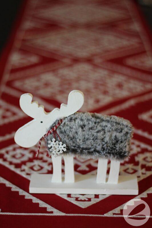 DIY Nordic Moose