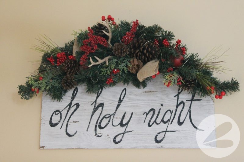 Oh Holy Night Sign