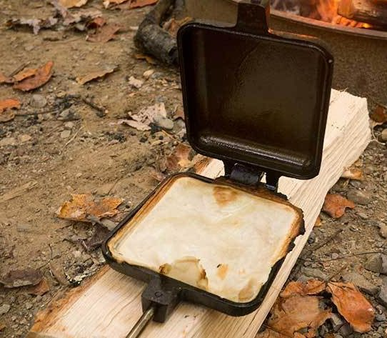 20+ Pie Iron Recipes for Camping