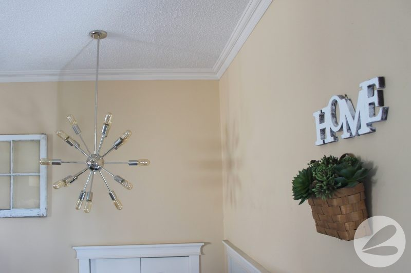 Entryway Lighting and Decor