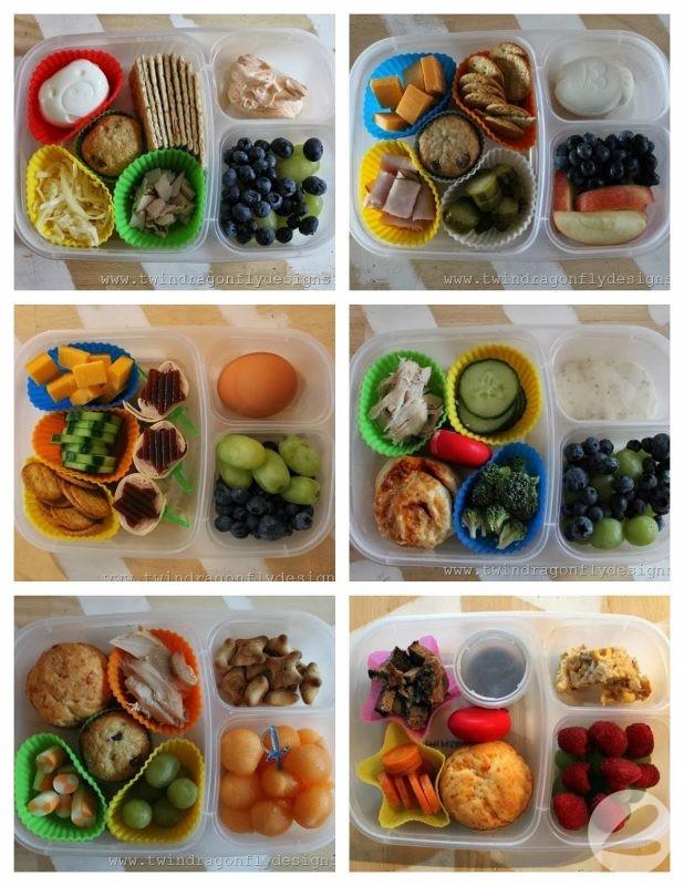 Back To School Lunch Ideas
