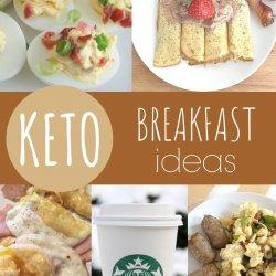keto breakfast ideas
