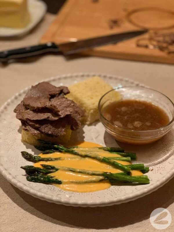 Keto Beef Dip