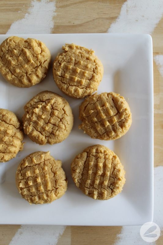 Keto Almond Butter Cookie Recipe
