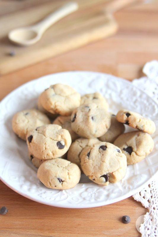 Almond Flour Chocolate Chip Cookie Recipe