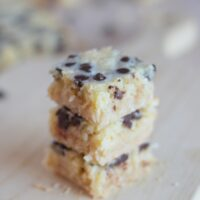 Keto Coconut Magic Bar Recipe