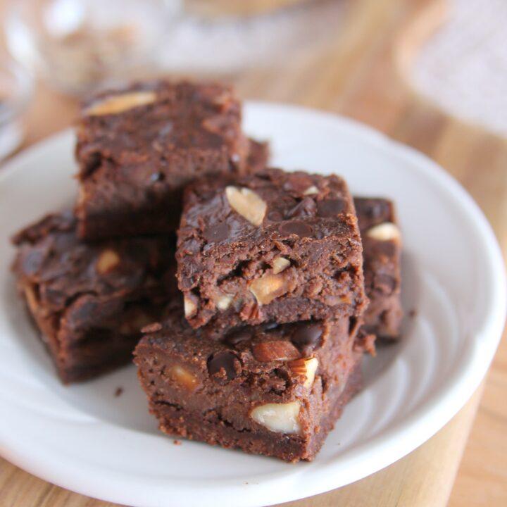 Keto Dark Chocolate Almond Bar Recipe