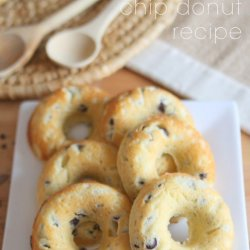 Keto Chocolate Chip Donut Recipe