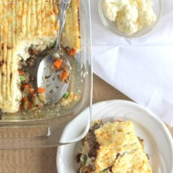 Low Carb Shepherds Pie Recipe