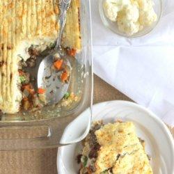 Low Carb Shepherds Pie Recipe