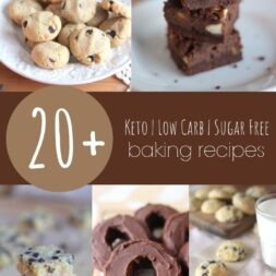 20+ Keto Baking Recipes