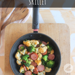 hearty sausage skillet