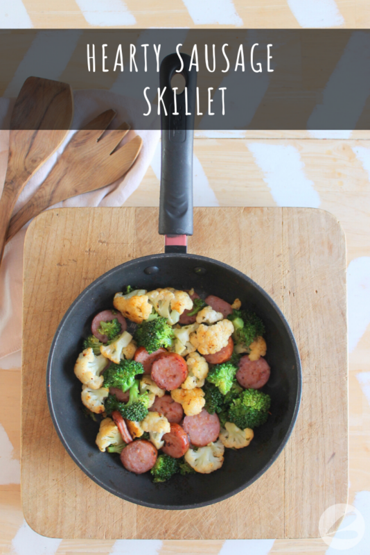 Hearty Sausage Skillet Recipe