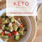 Healthy Keto Recipes eBook