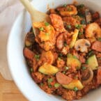 easy jambalaya keto recipe