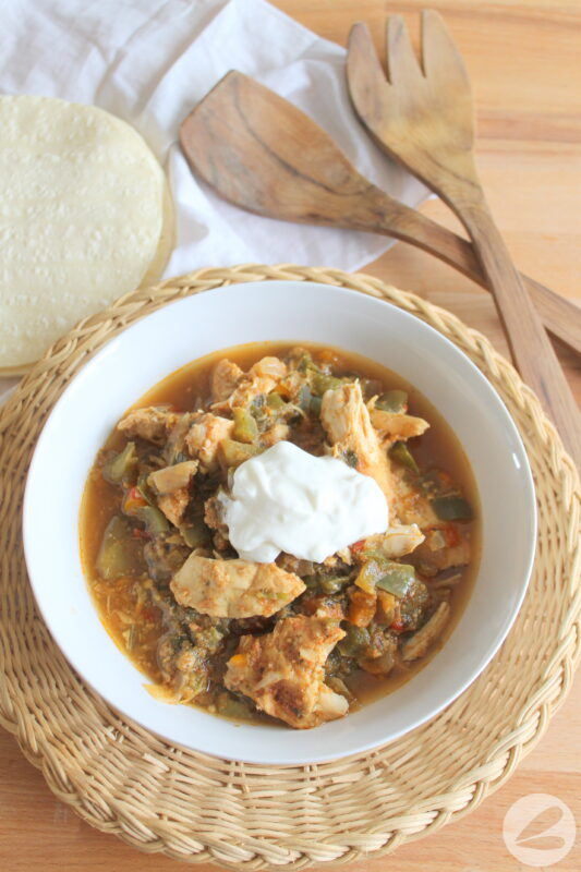 salsa verde crock pot chicken recipe