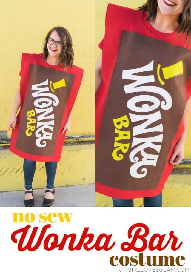 Wonka Bar Costume