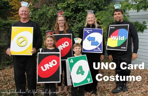 DIY- UNO Costume | Suburban Wife, City Life