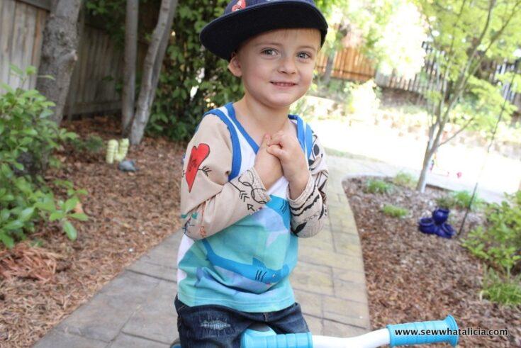 Tattoos for Boys - Tattoo Shirt Sleeve Tutorial