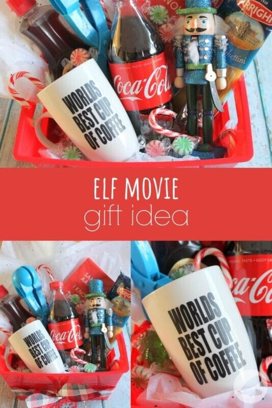 Elf Movie Gift Idea