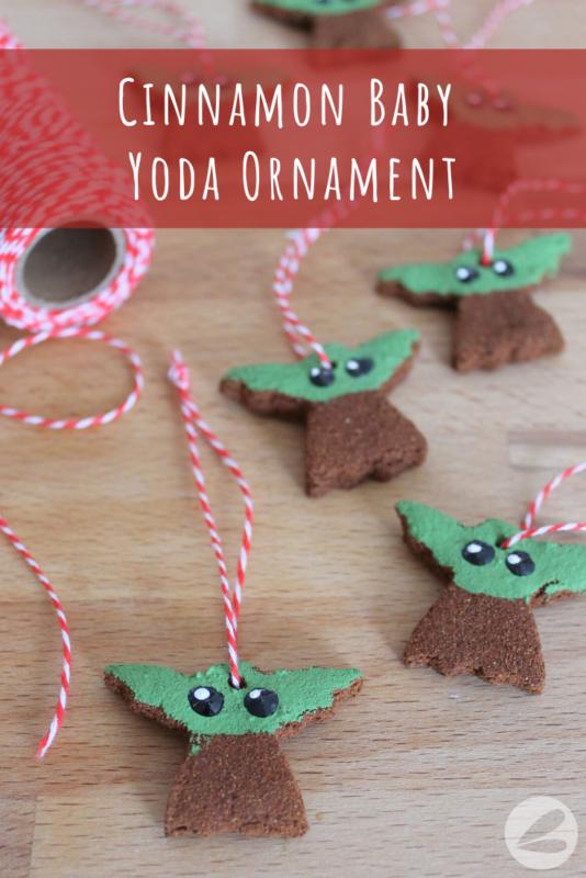 Baby Yoda Craft