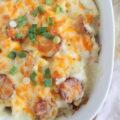 cauliflower perogie casserole recipe