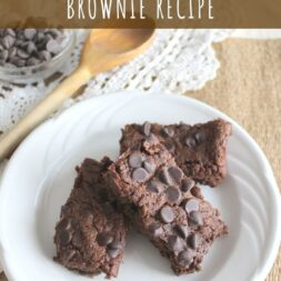 keto zucchini brownie recipe