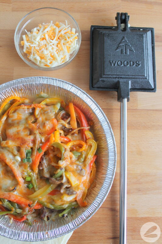 pie iron fajita recipe