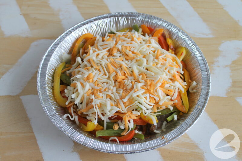 tinfoil packet fajita recipe