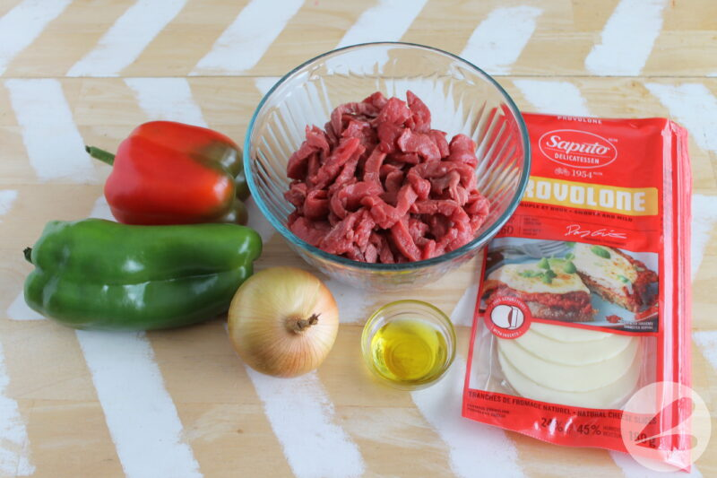 Tinfoil Packet Philly Cheesesteak Recipe » Homemade Heather