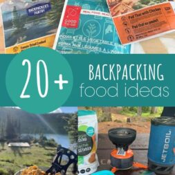 backpacking food ideas