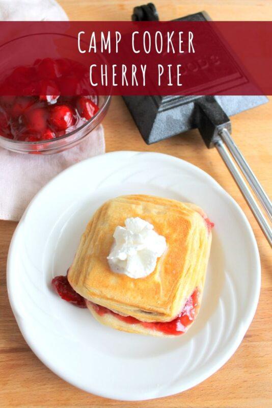 Camp Cooker Cherry Pie